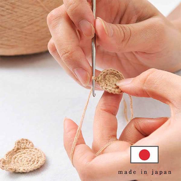 こだわりの日本製素材