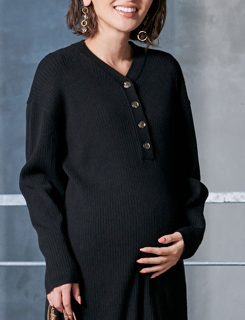 産前産後はもちろん、臨月でも苦しくありません