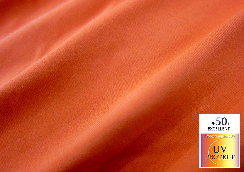 UPF50+紫外線カット