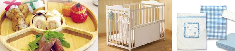 ベビー家具・食器カテゴリーイメージ