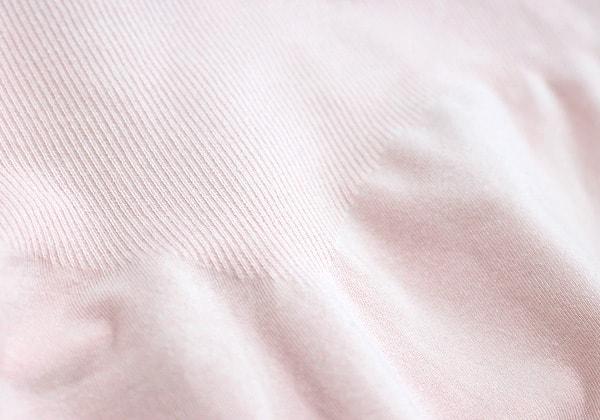 編みのアップ