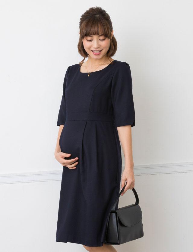素材、縫製すべてにこだわったスウィートマミー自慢の日本製ワンピースシリーズ