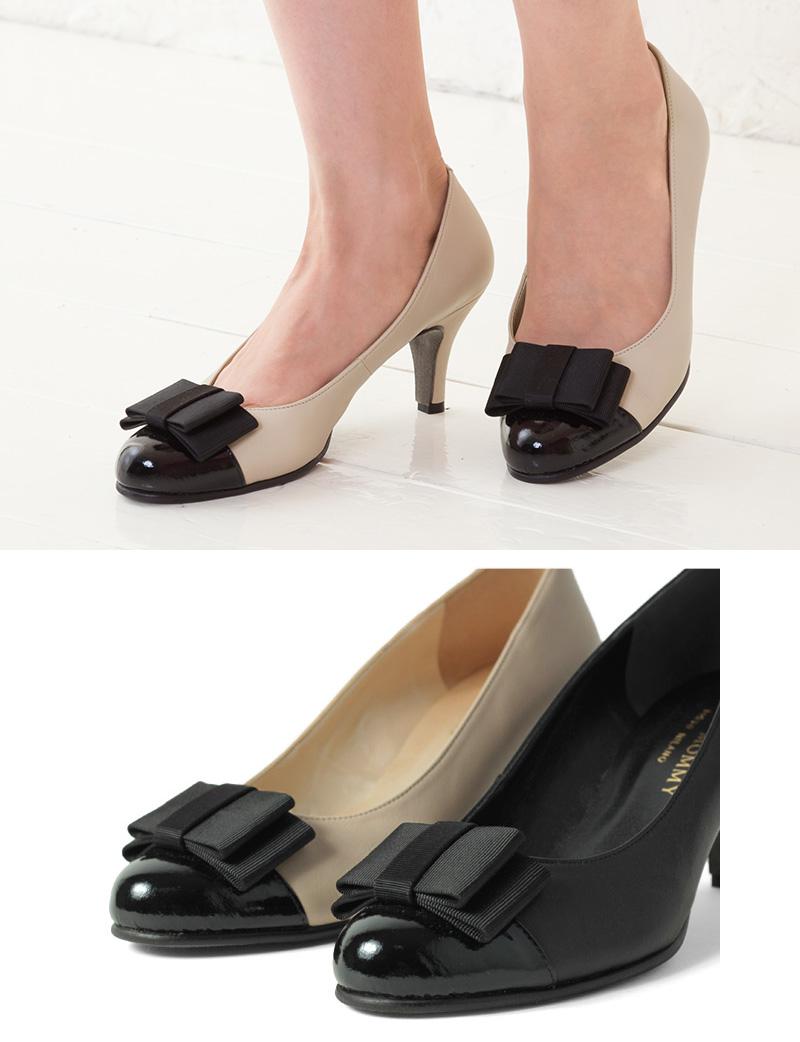 女性の足を美しく見せる女性用靴