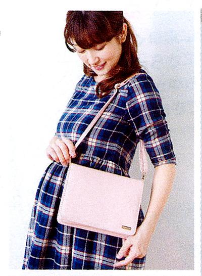 妊娠9か月熊田曜子さん着用