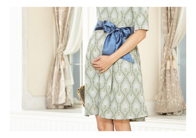 産前産後も可愛く着まわせてうれしい!