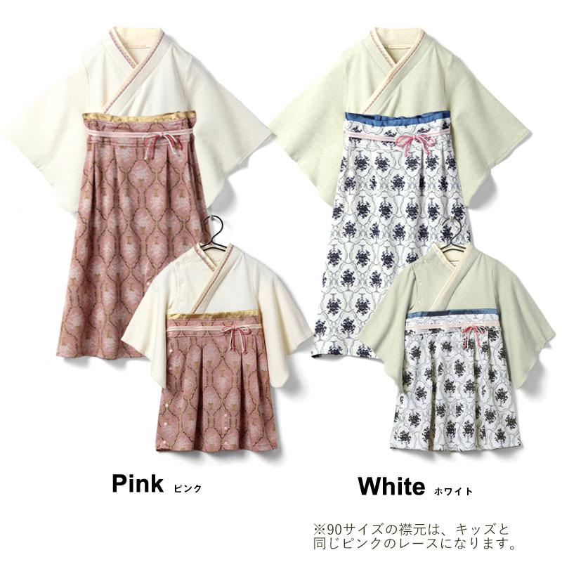 ピンク、ホワイト