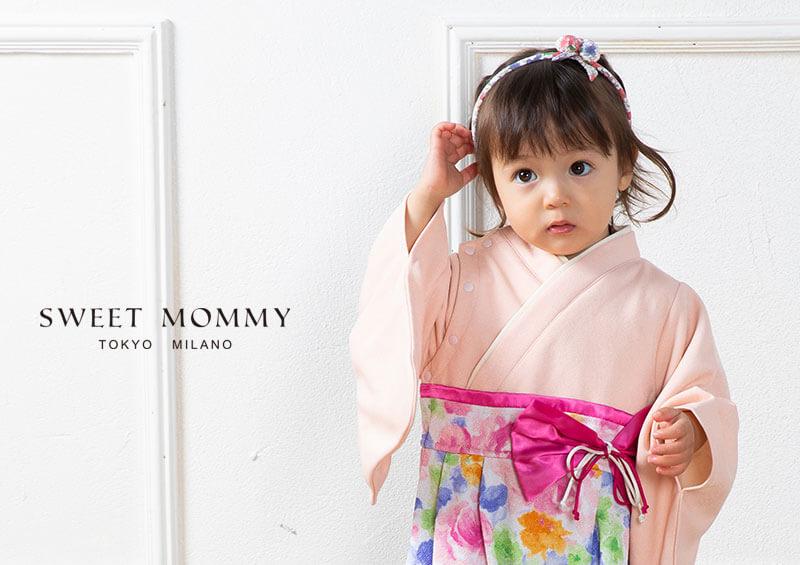 授乳服とマタニティウェアのスウィートマミーがおすすめするベビーヘアアクセサリー