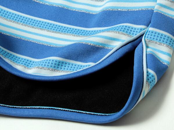 脚長効果で妊娠中もすっきり体型カバー