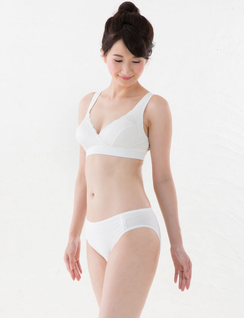日本製 ショーツ 綿 コットン