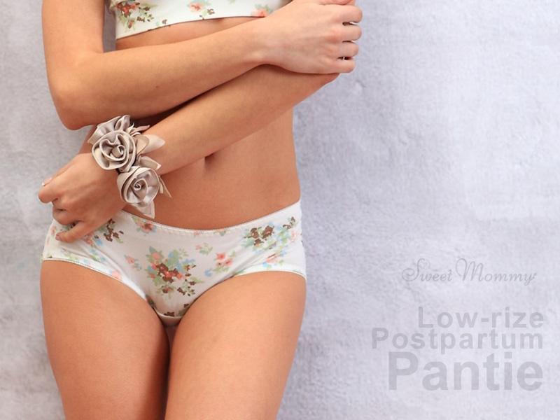 授乳服とマタニティウェアのスウィートマミーがおすすめする産前産後兼用ショーツ