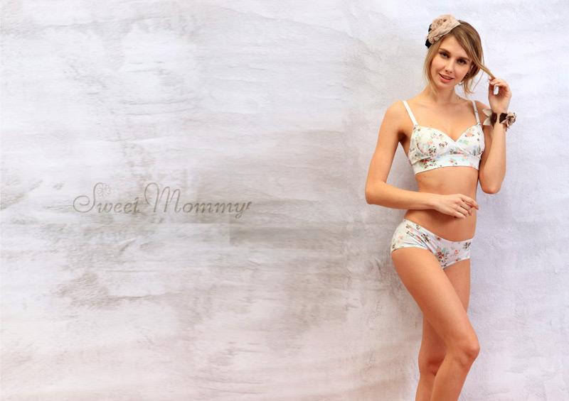 授乳服とマタニティウェアのスウィートマミーおすすめのモールド授乳ブラジャー