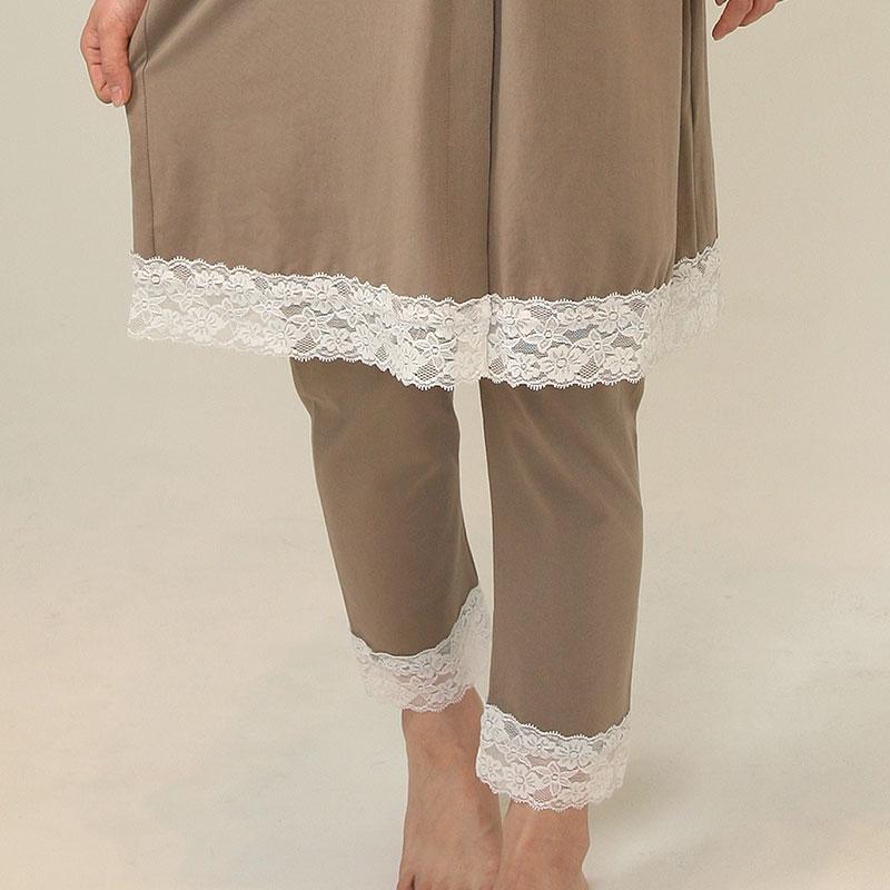 アーティストのMINMIさんはご妊娠中にずっとスウィートマミーのマタニティパジャマをご愛用いただきました。