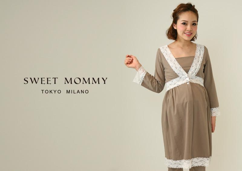 授乳服とマタニティウェアのスウィートマミーおすすめの授乳服ナイティ