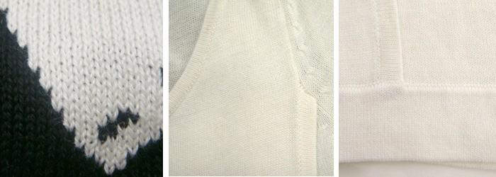 リボンモチーフニット【オリビア】 授乳服&マタニティウェア