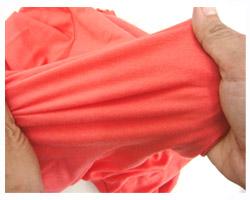 ネックプリーツ授乳機能付きカットソー