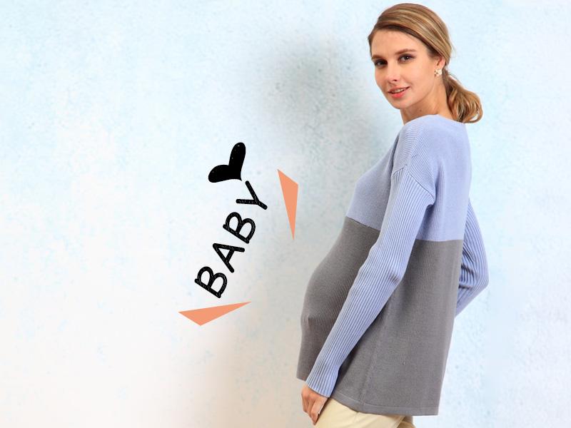 妊婦さんにも可愛く着用していただけるデザイン