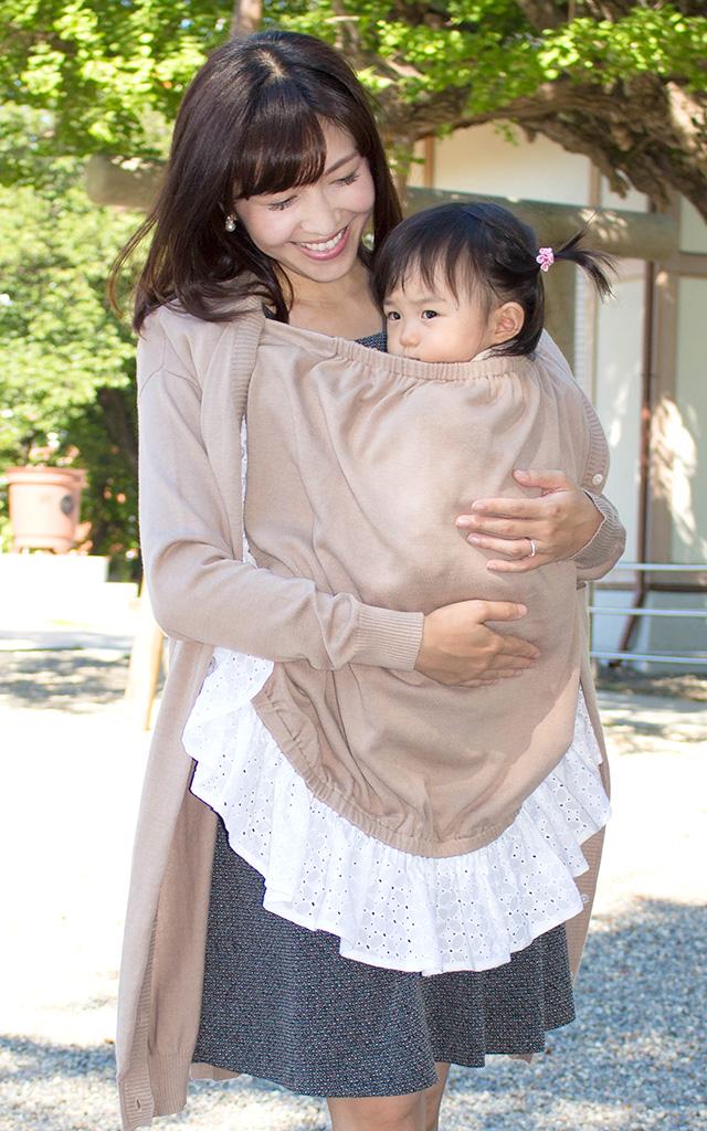 妊娠しても普段と変わらないおしゃれを!加藤夏希プロデュース