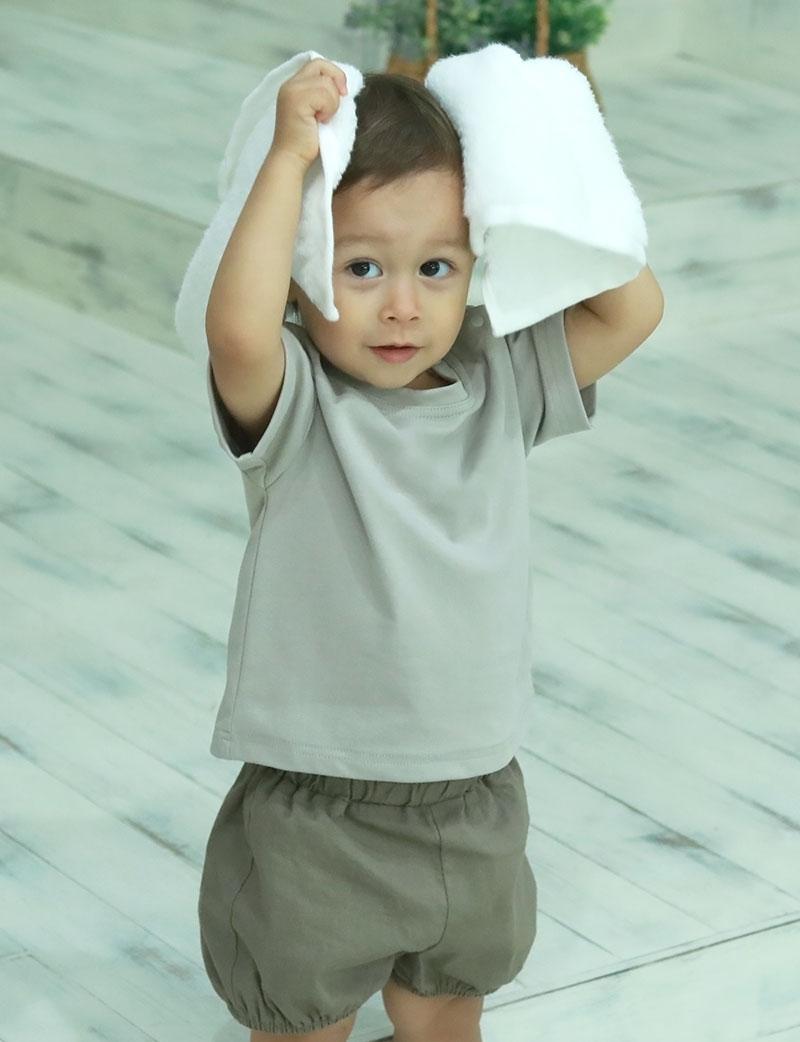綿のカシミアで作るフェイスタオル