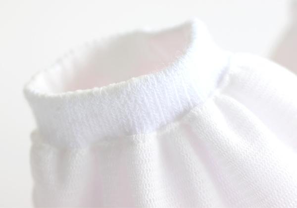 日本製の丁寧な縫製で履き心地も柔らか