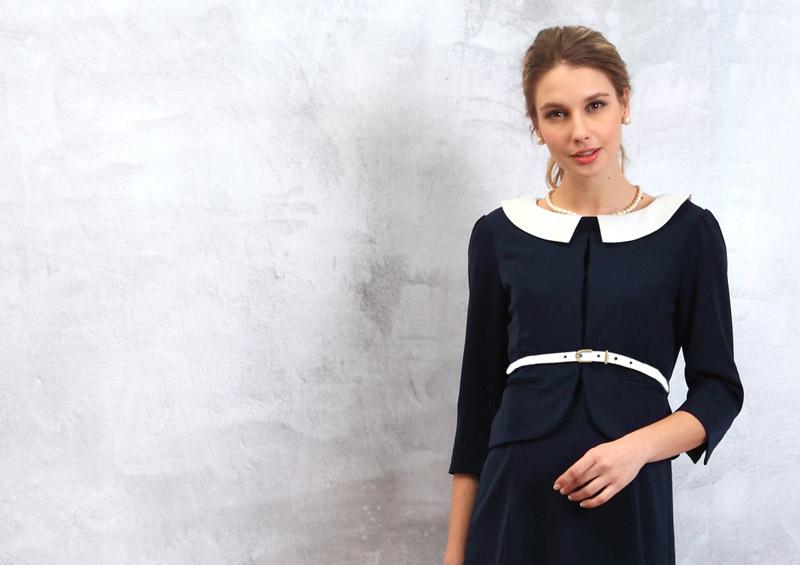 授乳服とマタニティウェアのスウィートマミーがおすすめする授乳服ワンピースのセットアップ