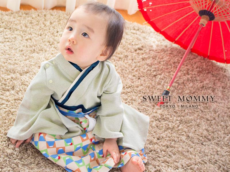 Sweet Mommyのベビー袴