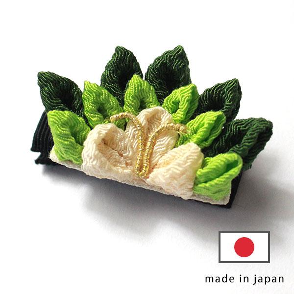 日本伝統工芸つまみ細工