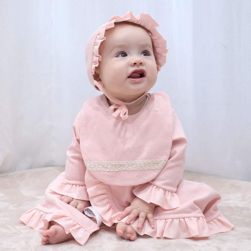 お座りの赤ちゃん スウィートマミー ベビーウェア 新生児