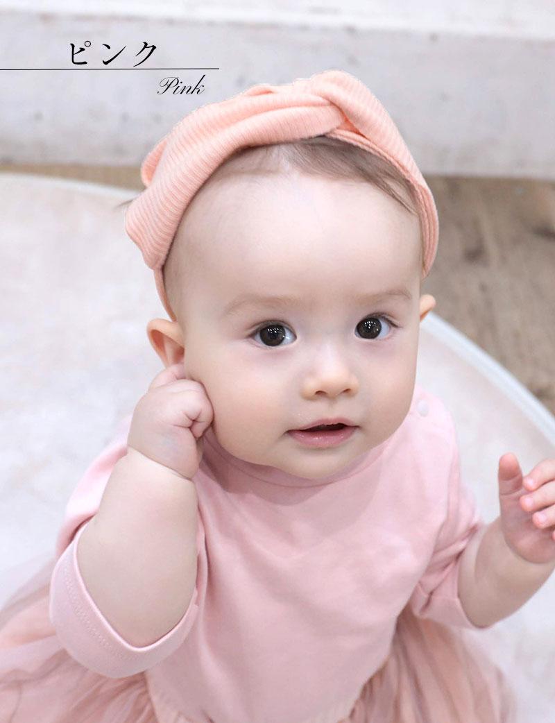 女の子らしいピンク着用