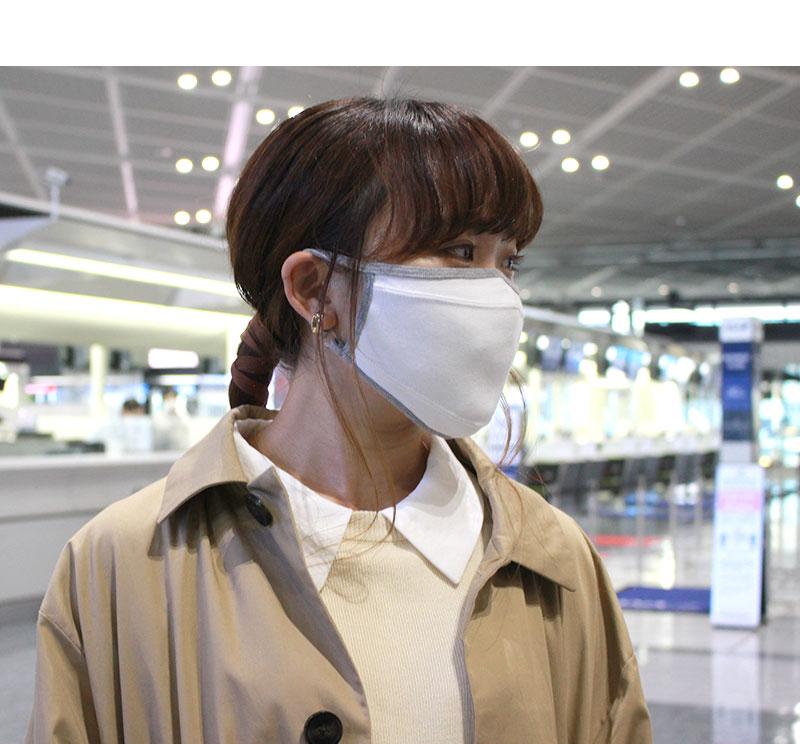 新作 鼻高マスク