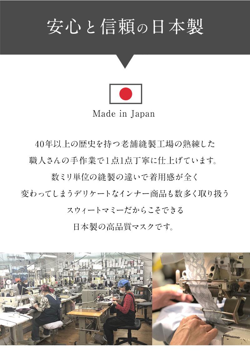 日本製布マスク