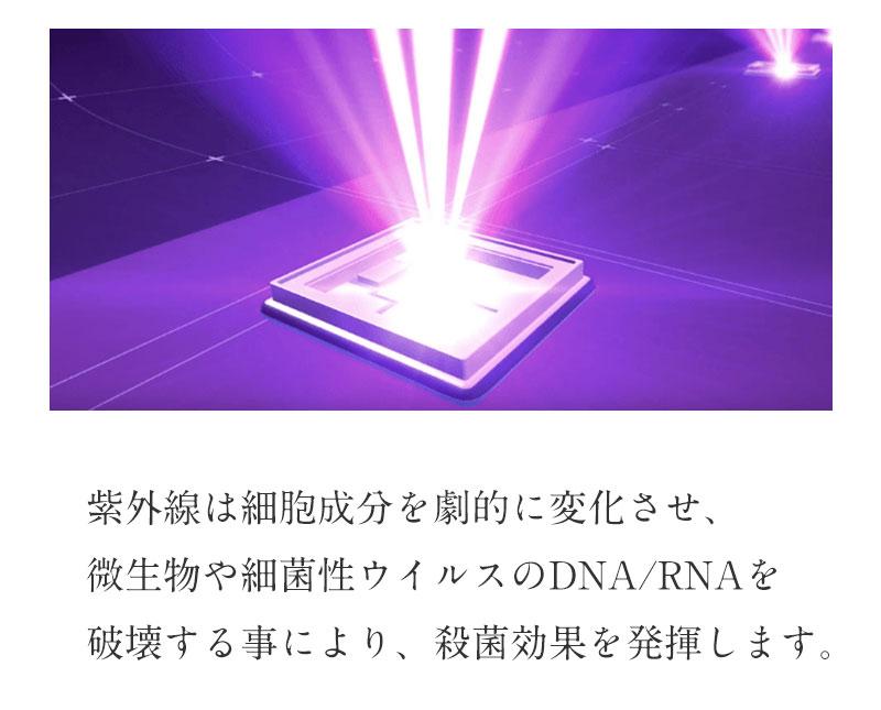LED除菌とは