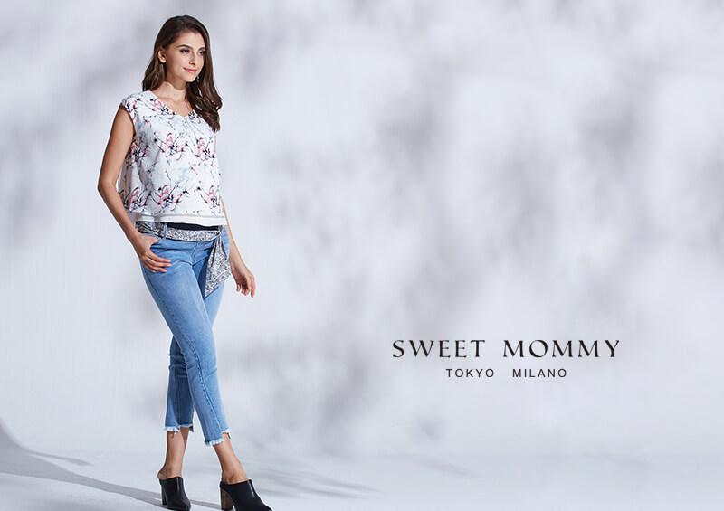マタニティウェアと授乳服のスウィートマミーがおすすめする人気サッシュベルトシリーズ