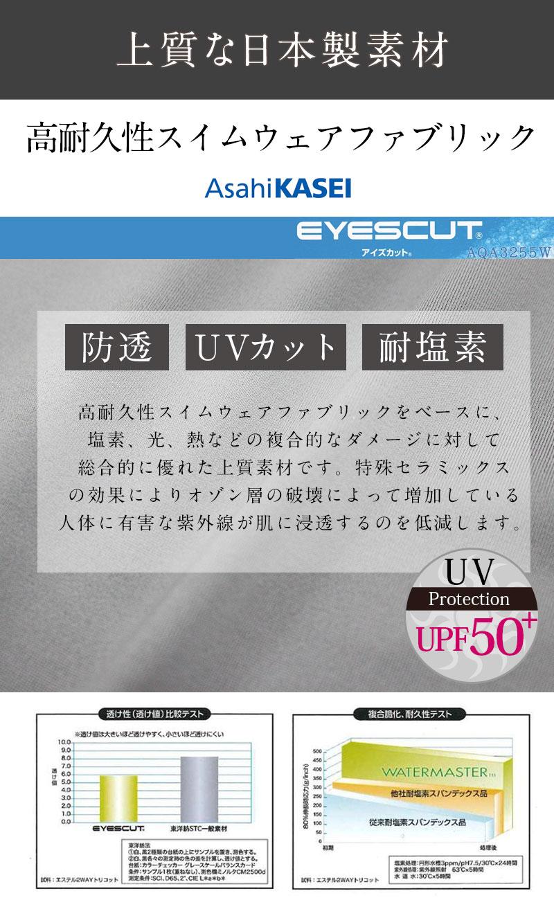 日本製素材 紫外線カット素材