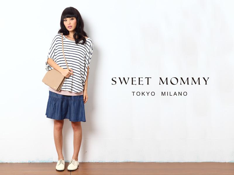 授乳服とマタニティウェアがおすすめする授乳服にもなる授乳ケープ