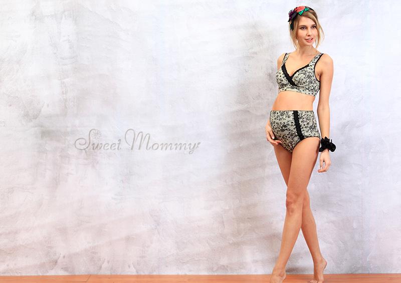 授乳服とマタニティウェアのスウィートマミーがおすすめする上品マタニティショーツ