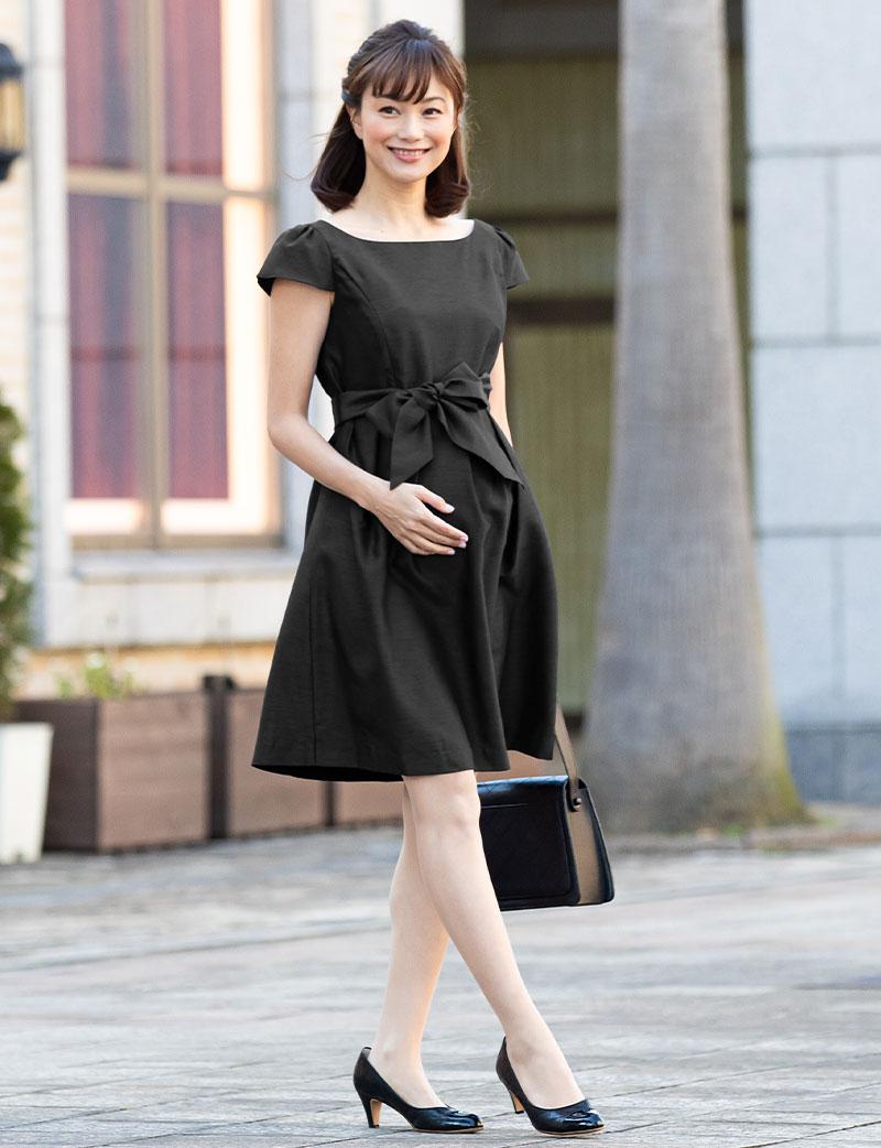 人気読者モデルの春名亜美さん着用