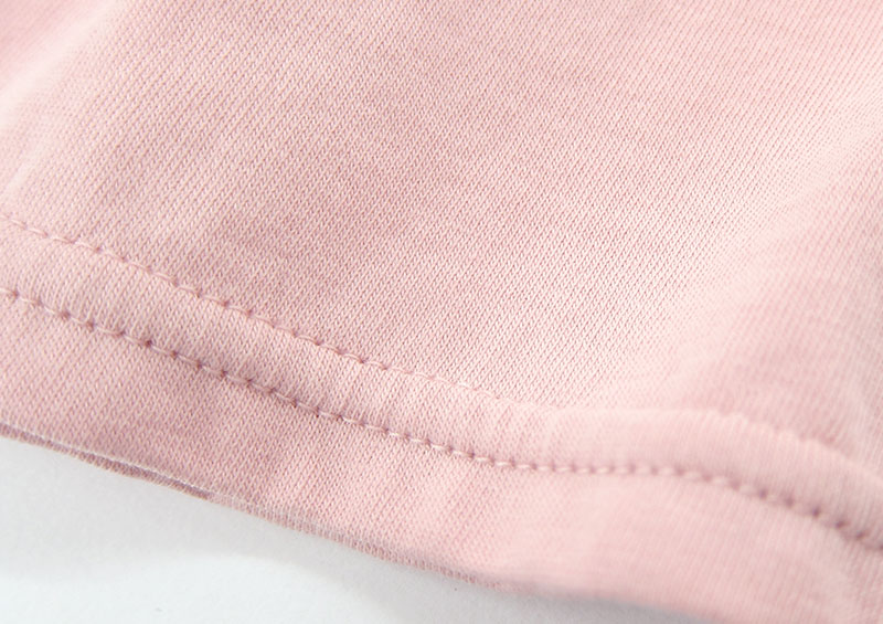 しっかりとした縫製は日本製ならでは。