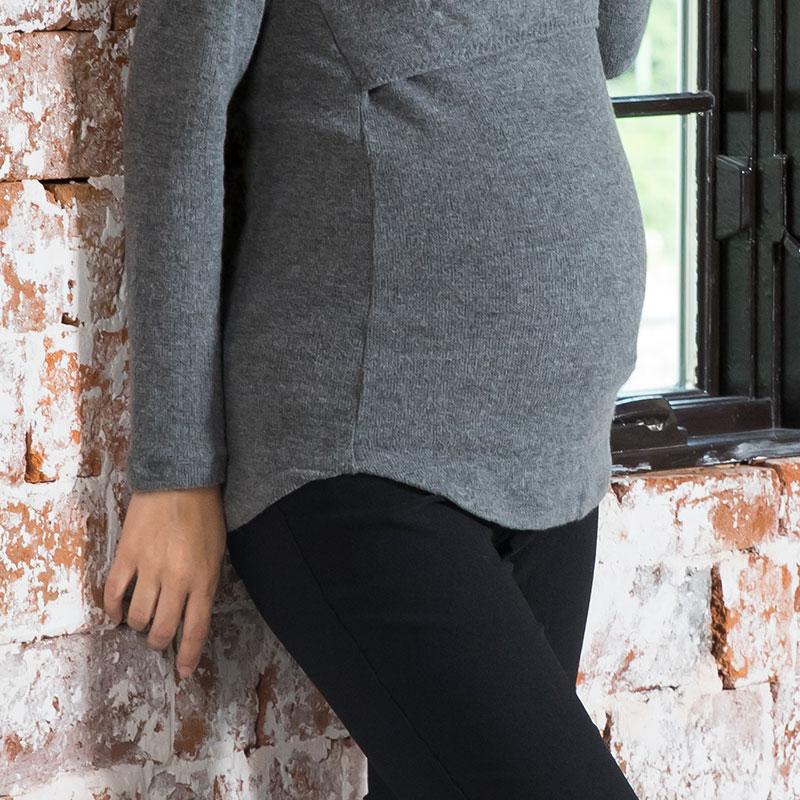 妊娠中でも納得の授乳服インナー