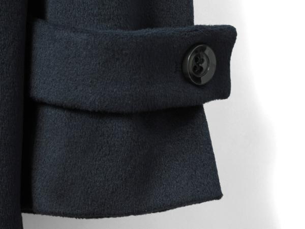 袖の飾りベルトアップ