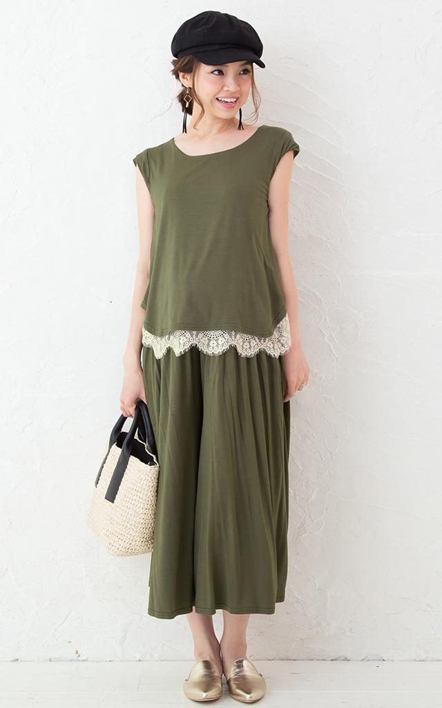 加藤夏希さんプロデュースの授乳服マタニティウェア
