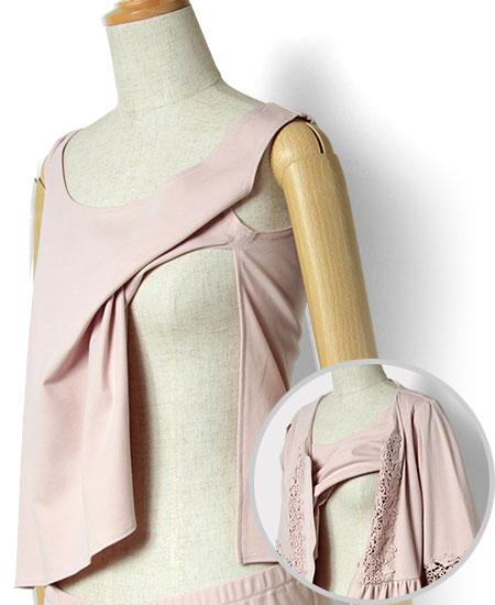 意匠登録済み 機能的な授乳レイヤー 授乳機能