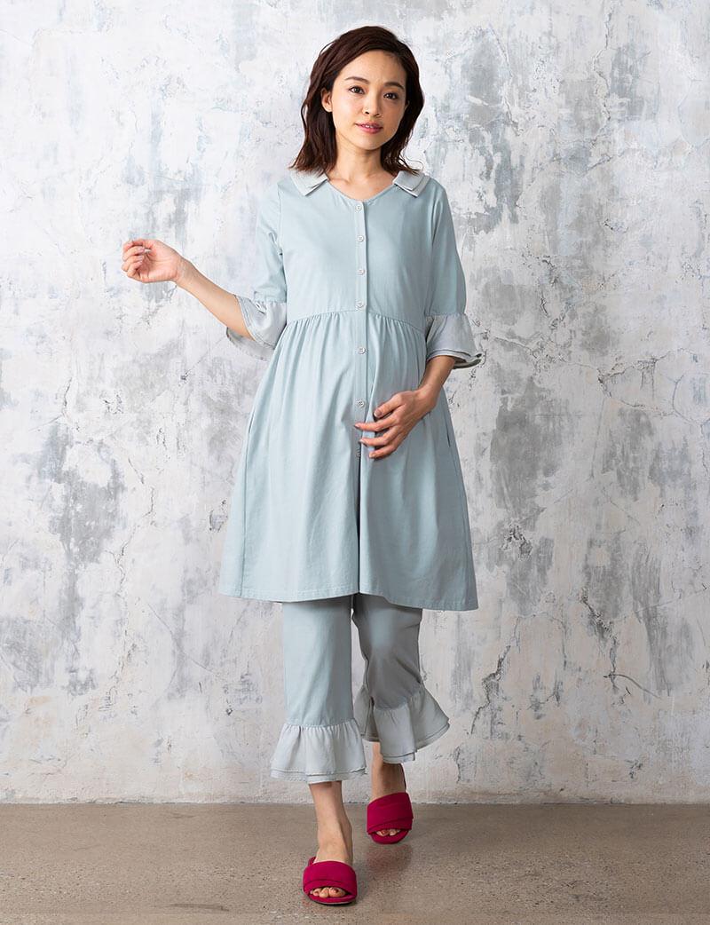 おしゃれでかわいい妊婦さんのパジャマ
