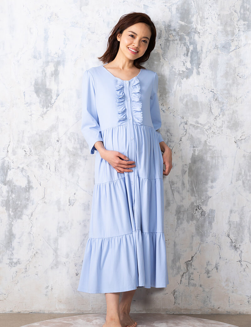 妊娠中からハッピーになれるパジャマ