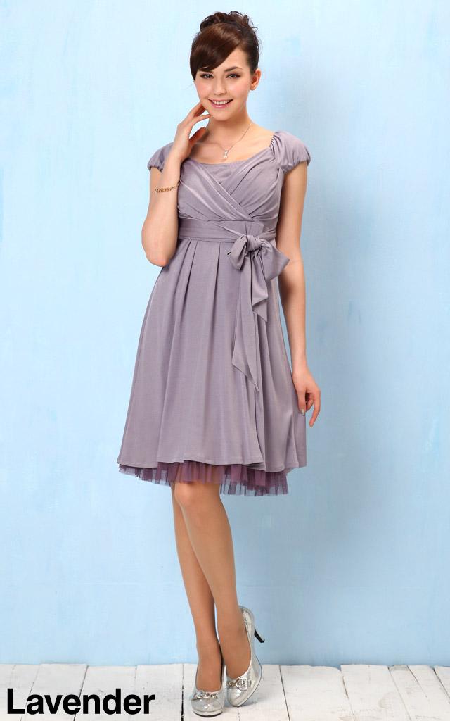 結婚式や華やかなパーティにおすすめの授乳服ドレス