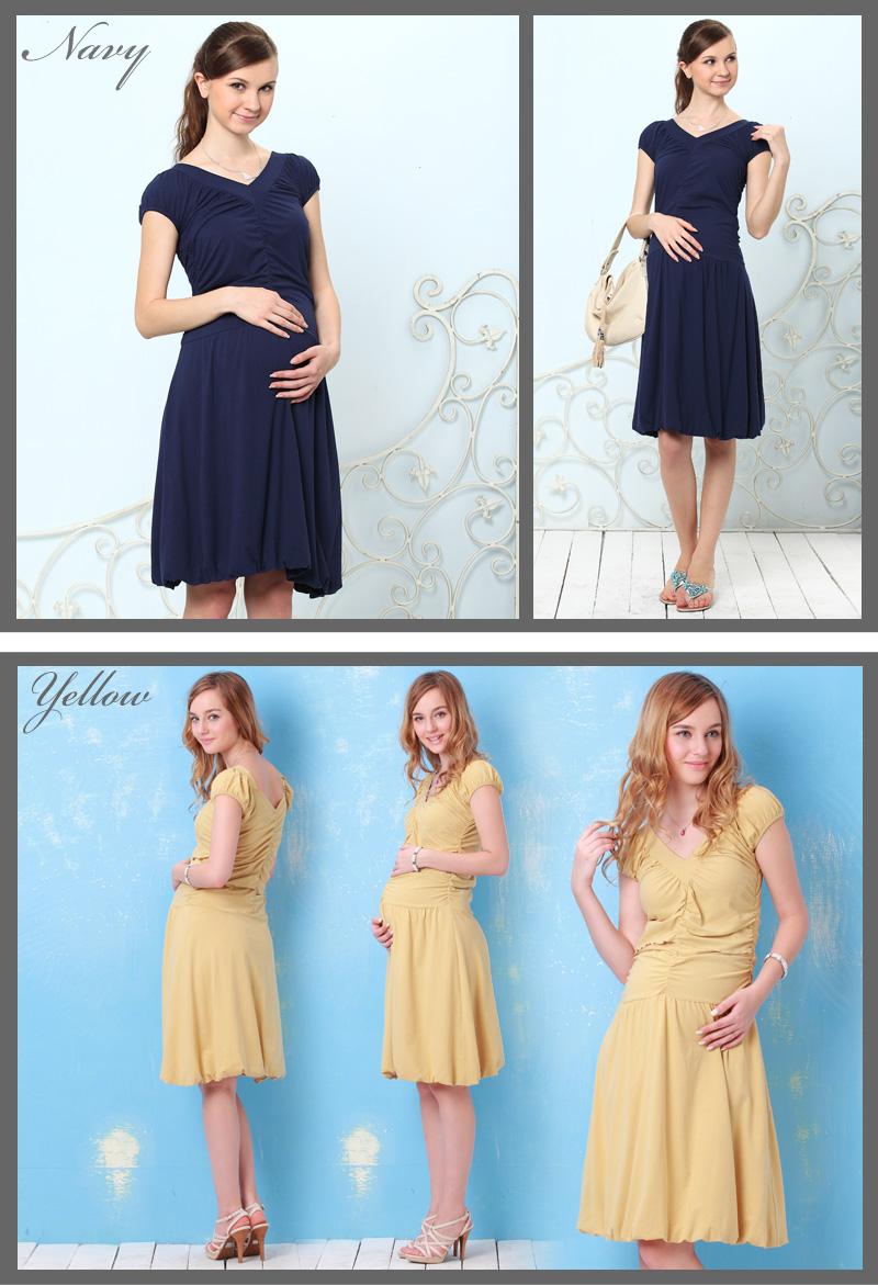 産前から産後まで、長く活躍する授乳服