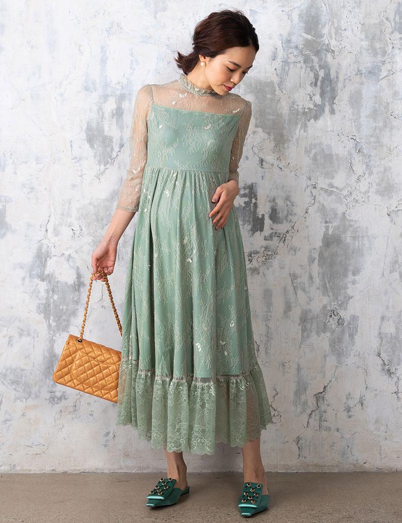 マタニティウェアドレス