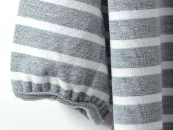 動きやすい7分袖デザイン