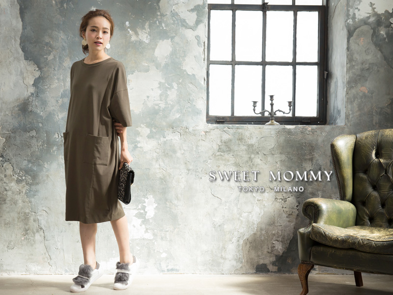 Sweet MommyのBIG TEE ワンピース