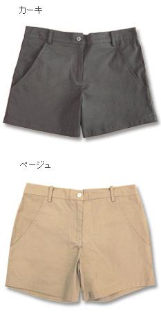 ローライズ風ショートパンツ(婦人身幅) ショートパンツ 産後 ボトムス[sp1266]