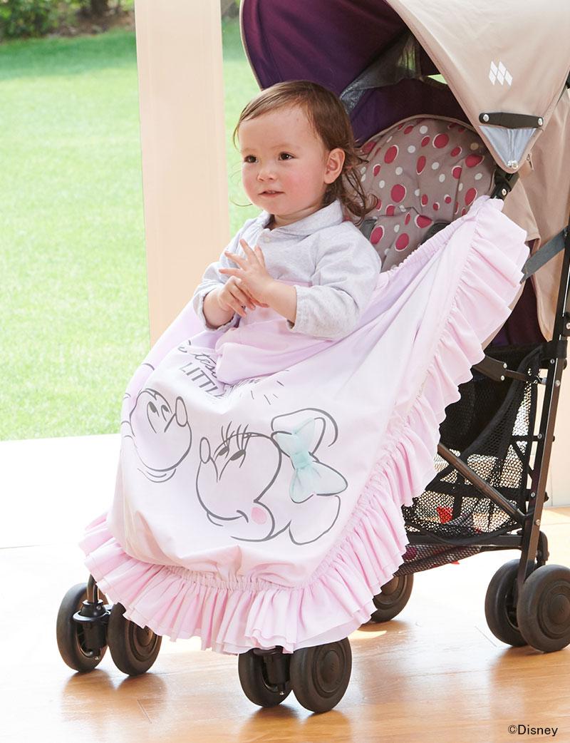 ベビーカー取り付けイメージ 赤ちゃんモデル